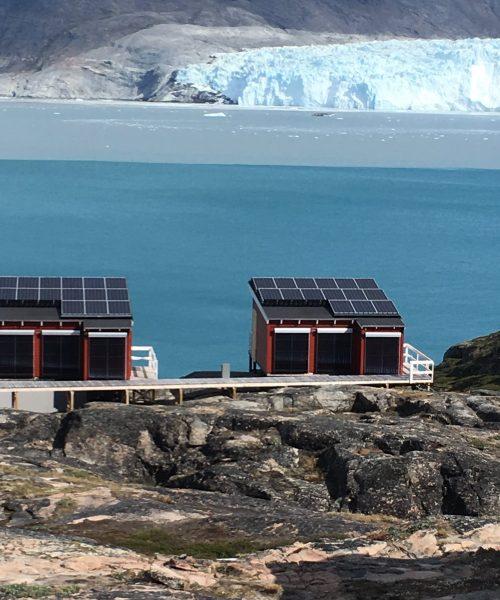 Solar Installation in Greenland