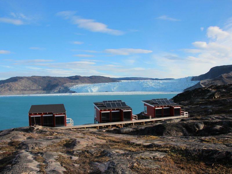 Glacier Hotel Eqi